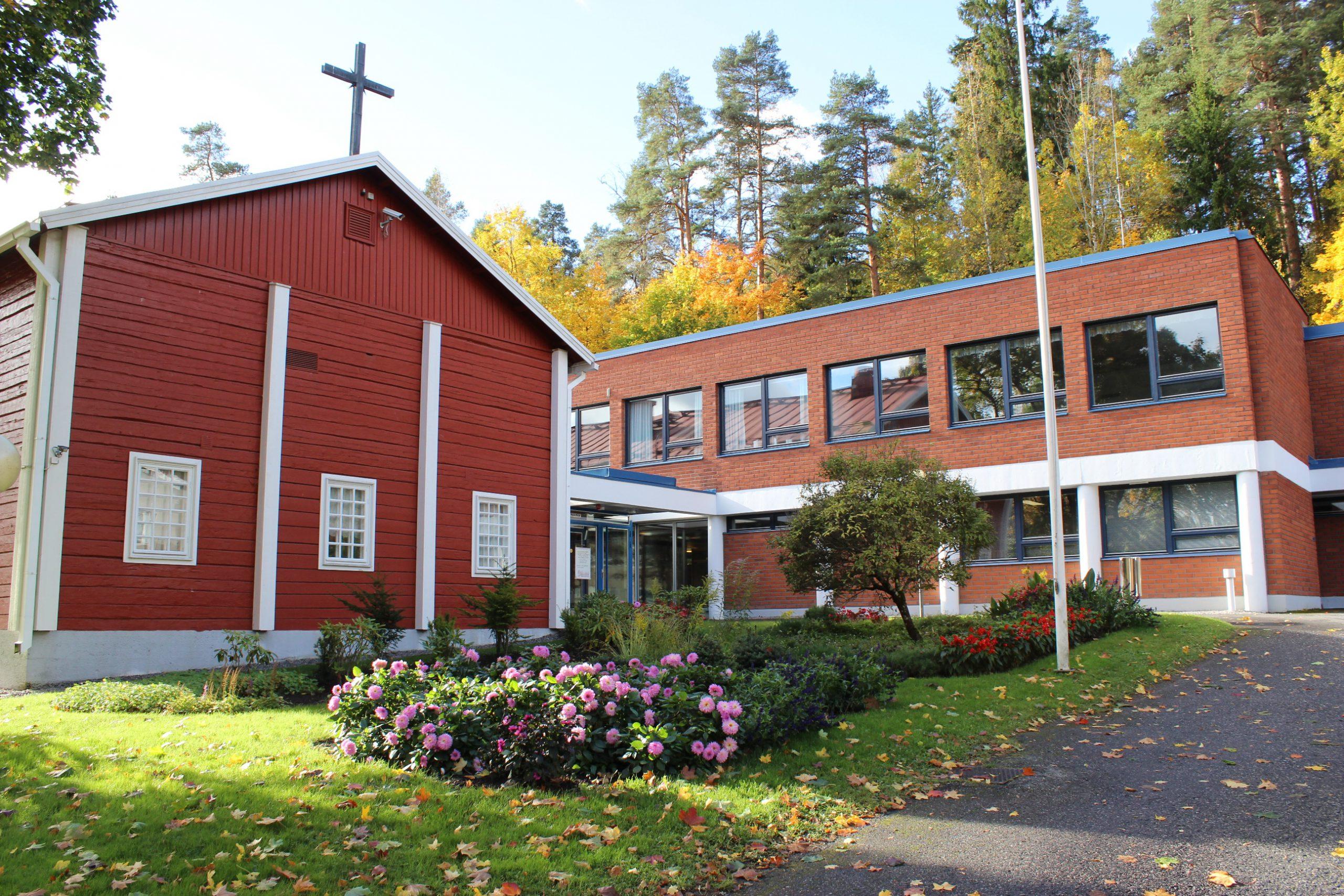 Tervakosken kirkko